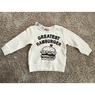 プティマイン(petit main)のpetit main プティマイン スウェット 90cm(Tシャツ/カットソー)