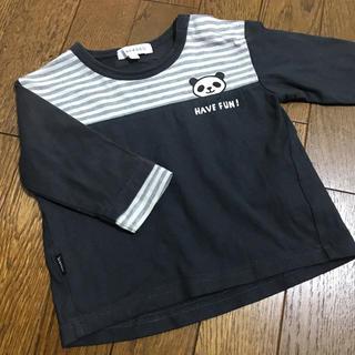 サンカンシオン(3can4on)のパンダトップス(Tシャツ)
