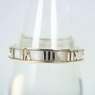 ティファニー(Tiffany & Co.)のTIFFANY/ティファニー 925 アトラス リング 19号[g91-2](リング(指輪))