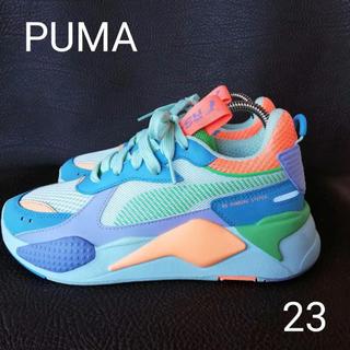 プーマ(PUMA)のPUMA RS-X TOYS BONNIE BLUE-S 19SP-I(スニーカー)