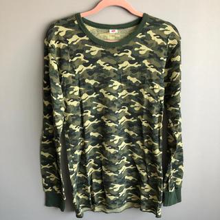 ヘインズ(Hanes)の長袖Tシャツ  Hanes(Tシャツ/カットソー(七分/長袖))