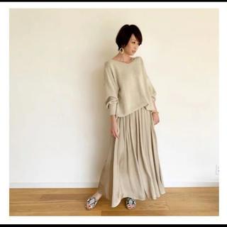 プラージュ(Plage)のouter sunset plageロングスカート♡(ロングスカート)
