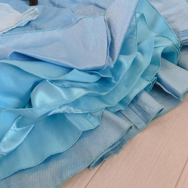 Disney(ディズニー)のビビディバビディブティック エルサドレス エンタメ/ホビーのコスプレ(衣装)の商品写真