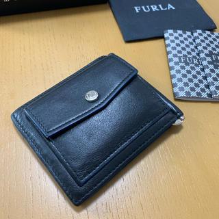 フルラ(Furla)の【送料込】FURLA フルラ マネークリップ 財布   (折り財布)