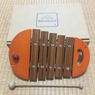 ボーネルンド(BorneLund)のチータン様専用  ポーネルンド おさかなシロフォン(楽器のおもちゃ)