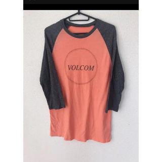 ボルコム(volcom)のVOLCOM(Tシャツ/カットソー(七分/長袖))