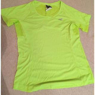 ニューバランス(New Balance)のニューバランス Tシャツ レディース(Tシャツ(半袖/袖なし))