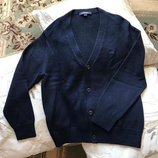 バーバリー セーター 、カーディガン 140 ネイビー