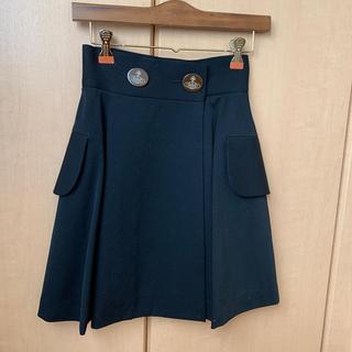 Vivienne Westwood - ヴィヴィアンウエストウッドラップスカート お値下げ中!