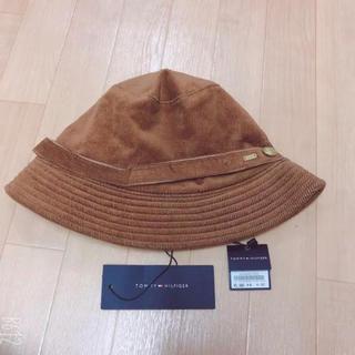 トミーヒルフィガー(TOMMY HILFIGER)のTOMMY 帽子(ハット)