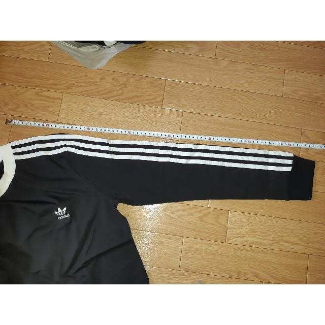 adidas(アディダス)のビッグサイズ ロンT adidas originals レディースのトップス(Tシャツ(長袖/七分))の商品写真