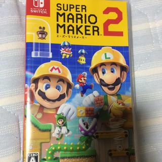 ニンテンドースイッチ(Nintendo Switch)のマリオメーカー2 ニンテンドースイッチ(家庭用ゲームソフト)