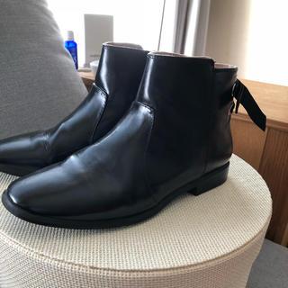 ザラ(ZARA)のザラ  ブーツ  34   美品(ブーツ)