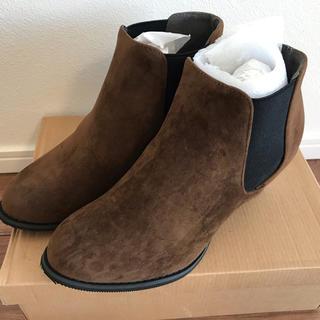 サイドゴアショートブーツ(ブーツ)