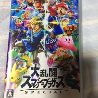 ニンテンドースイッチ(Nintendo Switch)の大乱闘スマッシュブラザーズ Special ニンテンドースイッチ(家庭用ゲームソフト)