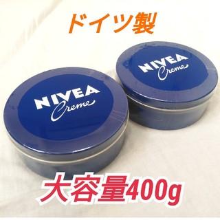 ニベア(ニベア)の【NIVEA】ニベア 400g 2個セット(ボディクリーム)