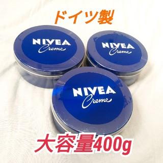 ニベア(ニベア)の【NIVEA】ニベア 400g 3個セット(ボディクリーム)