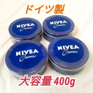 ニベア(ニベア)の【NIVEA】ニベア 400g 4個セット(ボディクリーム)