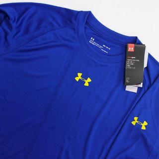 アンダーアーマー(UNDER ARMOUR)の(新品)大人気アンダーアーマー(Tシャツ/カットソー(七分/長袖))