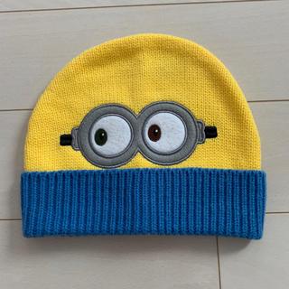 ミニオン(ミニオン)のミニオン キッズ ニット帽(帽子)