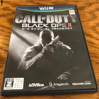 Wii U - コールオブデューティ ブラックオプス2 (吹き替え版)