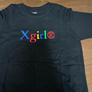 エックスガール(X-girl)のx-girl T-shirt(Tシャツ(半袖/袖なし))