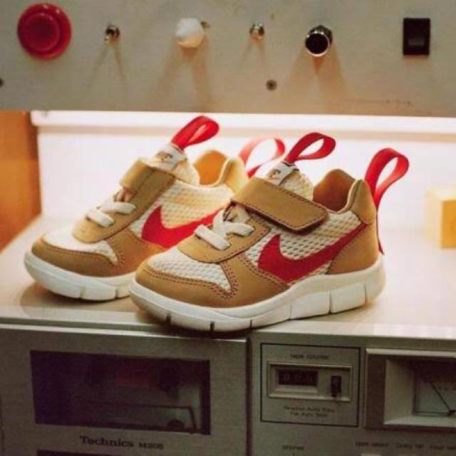 NIKE(ナイキ)のnike mars yard TD kids キッズ/ベビー/マタニティのベビー靴/シューズ(~14cm)(スニーカー)の商品写真