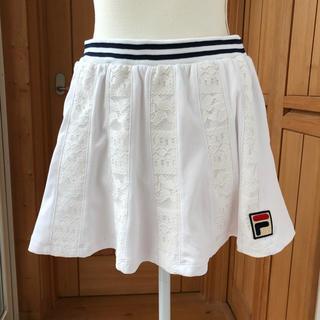 FILA - 2019フィラ 2回着用の美品 13824円のテニススコート L サイズFILA