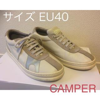 カンペール(CAMPER)のカンペールGosha Rubchinskiy × camperコラボ 40 (スニーカー)
