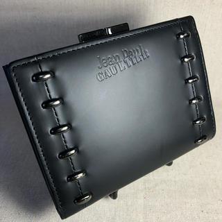 ジャンポールゴルチエ(Jean-Paul GAULTIER)のJean-Paul GAULTIER 二つ折り財布(折り財布)