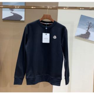 モンクレール(MONCLER)のモンクレール スウェット ロングtシャツ(Tシャツ/カットソー(七分/長袖))