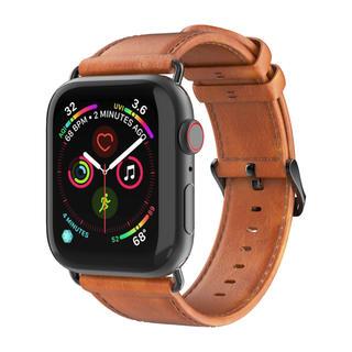 アップルウォッチ(Apple Watch)の★上位モデル品★ Apple Watch 専用交換バンド ブラウン(腕時計)