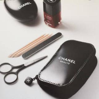 シャネル(CHANEL)のCHANEL シャネル ノベルティ ネイルケア セット 2019(ネイル用品)