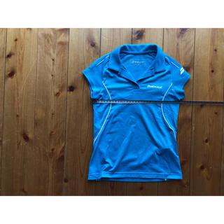 バボラ(Babolat)のバボラ ゲームシャツ 120(ウェア)