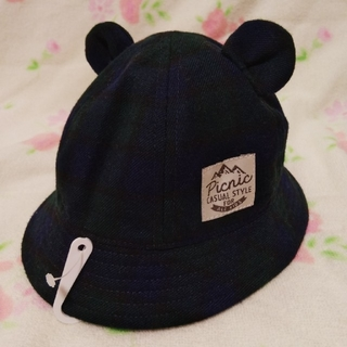 mikihouse - 【新品】ミキハウス 帽子 ベビー