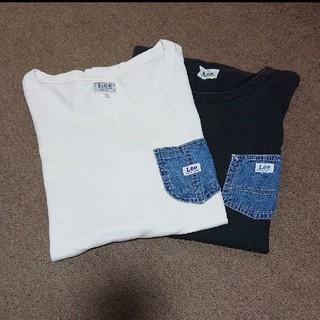 Lee - lee デニムポケット Tシャツ