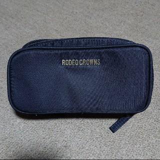 ロデオクラウンズ(RODEO CROWNS)の最終値下げ!1月31日まで!ロデオ 化粧ポーチ(ポーチ)