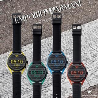 アルマーニ(Armani)のアルマーニコネクト ゆう様専用です。(腕時計(アナログ))