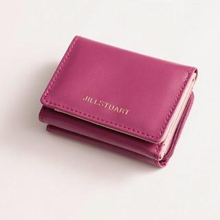 ジルスチュアート(JILLSTUART)のMORE10月号 付録 ジルスチュアート財布(折り財布)