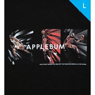 アップルバム(APPLEBUM)のAPPLEBUM アップルバム シカゴ Tシャツ L 2 Chicago Tee(Tシャツ/カットソー(半袖/袖なし))