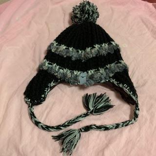 ミズノ(MIZUNO)のミズノ ビーニー ニット帽(ニット帽/ビーニー)