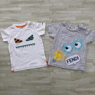 フェンディ(FENDI)のフェンディ ベビー Tシャツ 12m(Tシャツ)