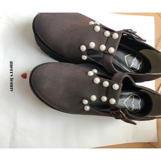 merry jenny - ☆merry jenny 冬靴☆