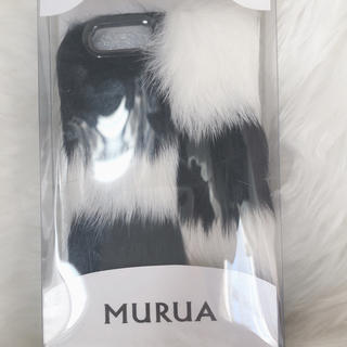 ムルーア(MURUA)のMURUA iPhone6.7.8 ケース(iPhoneケース)