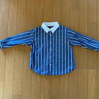 コムサデモード(COMME CA DU MODE)のシャツ(ドレス/フォーマル)