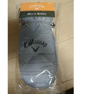 キャロウェイゴルフ(Callaway Golf)のCallaway キャロウェイ メンズ ミトン(ウエア)