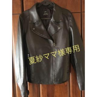 ニジュウサンク(23区)の人気★23区ライダースジャケット ブラック Mサイズ(ライダースジャケット)