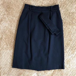 オペークドットクリップ(OPAQUE.CLIP)のオペークドットクリップ スカート  36(ひざ丈スカート)