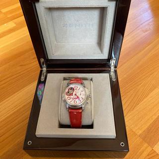 ゼニス(ZENITH)のゼニス オープンハート(腕時計)