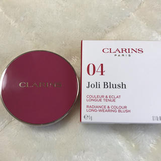 クラランス(CLARINS)のクラランス チークカラー ジョリブラッシュ(チーク)